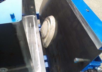 Moules de pièces techniques - Distribution électrique - Chambres de tirage CFF