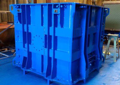 moules béton pour conteneur CBFK pour déchets nucléaires
