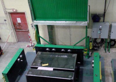 Fabrication de moules béton pour cuvelage de poste de transformation électrique