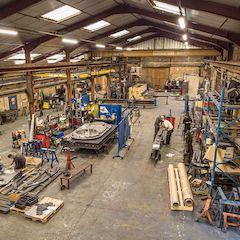 atelier moules préfabrication